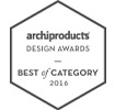 Archiproduct - Design Awards - Best of category 2016 - logo