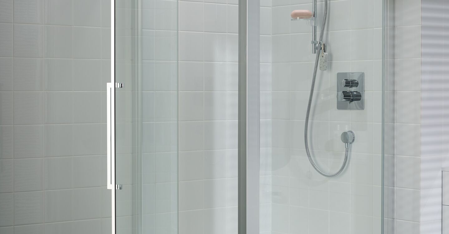Shower kit 3f handspray, 900mm rail
