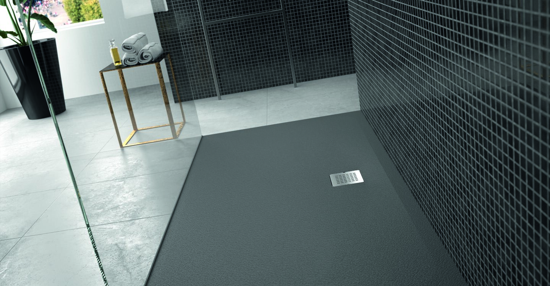 K8306 Ultra Flat S Rectangular Shower Tray 180 X 90 X 3cm Showering